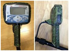 """Set of two cover cases for  Minelab X-Terra 705/505/305. """"Pixel"""""""