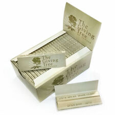 The Giv*ng Tr*e Hemp Rolling Papers 78*45mm 5 Booklets=250 leaves Smoking