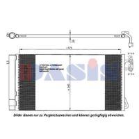Kondensator, Klimaanlage 052002N