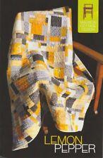 Lemon Pepper by Madison Cottage Design - DIY Quilt Pattern Modern Quilting