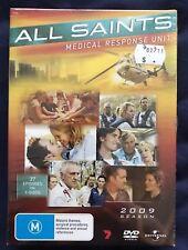ALL SAINTS Season 12 ~ 2009 Series (R4) BRAND NEW Australian TV Drama UK Seller