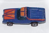 ORIGINAL 1974 Hot Wheels Redline - Breakaway Bucket - Flying Colors - Blue Arrow