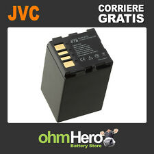 Batteria Hi-Quality per Jvc Everio GZ-MG20E