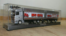 AWM Actros Wechselbrückenzug 8.Christmas Edition Young 1:87 Like New IN PC