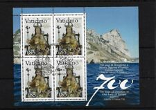 VATICAN 2009 OUR LADY OF EUROPE SHEETLET FINE USED C.T.O.