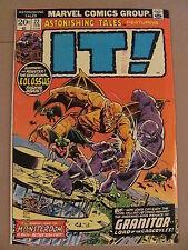 Astonishing Tales #22 Marvel Comics Bronze Age