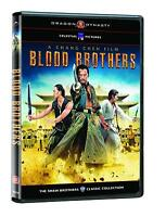 Blood Brothers (Dragon Dynasty) DVD Movie- Brand New & Sealed - Fast Ship! VG214