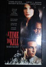 A Time to Kill (VHS, 1996) sealed new Sandra Bullock