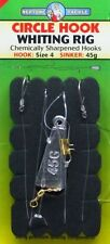 Neptune Circle Hook Pre-Tied Whiting Rig #4  BRAND NEW