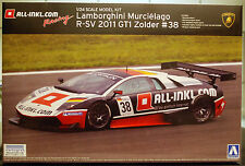 2011 Lamborghini Murcielago GT 1, 1:24, Aoshima 07181