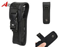 Belt Clip Flashlight Holster Pouch for Surefire Tactical LED Torch