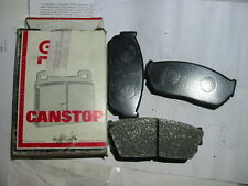 Brake pad set-front, Civic 82-83