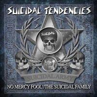 NEW No Mercy Fool!/The Suicidal Family (Audio CD)