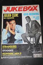 Jukebox - N°66 - Janvier 93 - 1993 - Julien Clerc - Otis Redding - Stranglers ..