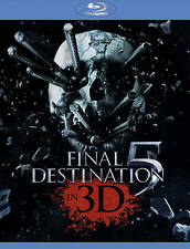 Final Destination 5 in 3D Blu-ray+Blu-ray+DVD+Digital+ Lenticular Slip free shpg