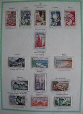 L'AFFAIRE: FRANCE COLLECTION TIMBRES 1946-1973 A VOIR