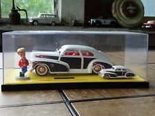 Jada Road Rats 1947 Chevy Fleetline 1:24 & 1:64 Scale Diecast 47 Hot Rod Car Lot