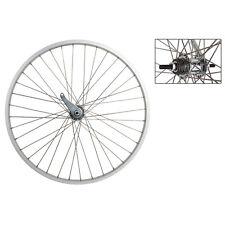 Weinmann AS7X 26-Inch Rear Bike Wheel Silver 1-Speed CB