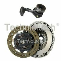 NATIONWIDE 2 PART CLUTCH KIT AND CSC FOR FORD FOCUS C-MAX MPV 1.6