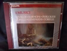 I Musici-vivaldi/Albinoni/pergolesi, etc.