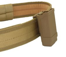 Tactical Belt Magazine Holster Magazine Pouch for 9mm to .45 Caliber Mags