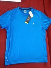 Original Polo Ralph Lauren Performance T-Shirt M Herren Neu Rundhals
