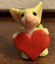 New ListingRare Pocket Dragons Real Musgrave Nib Big Heart 1997 Figurine #28