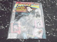 1991 SUPER STAR FACTS & PICS FANTAZONE movie magaine ARNOLD SCHWARZENEGGER