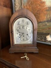 Antique Seth Thomas #72 Cathedral Westminster Chime Beehive Clock - Working