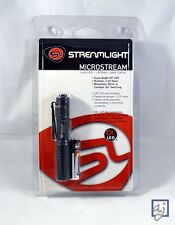 NEW UPGRADED MODEL - Streamlight MicroStream C4 LED Pocket AAA Flashlight  66318