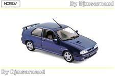 Renault 19 16S de 1992 Sport Blue NOREV - NO 511907 - Echelle 1/43
