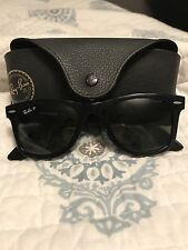 **WORN TWICE!!**Authentic Ray Ban Wayfarer