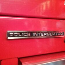 1999-2011 Ford Crown Victoria p71 Police Interceptor (2-2)