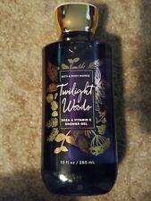 Bath & Body Works Twilight Woods Shea & Vitamin E Shower Gel 10 fl oz
