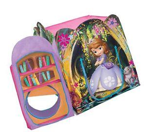 DISNEY'S Playhut Sofia's Magical World Playhouse - New (See Below)