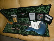 Fender Master Design 1965 Faded Lake Placid Blue Strat