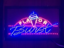 Flavor Burst LED Sign