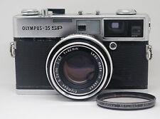 【EXC+++】Olympus 35 SP Rangefinder Film Camera G.Zuiko 42mm F1.7 From Japan