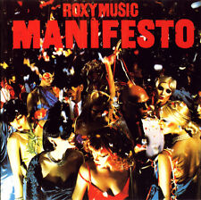 Roxy Music - Manifesto Virgin Roxylp6 Vinyl
