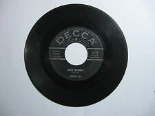 Sweet Nothin's - Weep no More My Baby - Brenda Lee 45 RPM Record