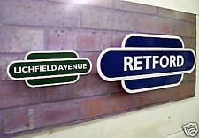 LNER Railwayana Plates & Signs