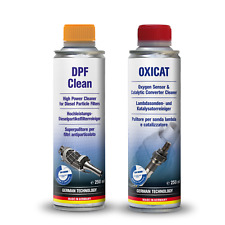 AUTOPROFI Oxicat Oxygen Sensor Cleaner + DPF Clean Additive Kit  Made in Germany
