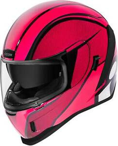 Icon Airform Helmet - Full Face Motorcyle Street Bike Riding DOT ECE Sun Visor