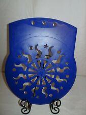 Tupperware 3in1 tortenplatte blue 3344a-4 cake stencil kuchenretter