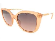 Calvin Klein Womens Sunglasses Cosmetic Pink / Brown Gradient Ck3200 608