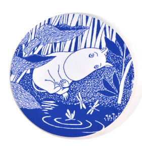 Tove Nordic Sleeping Moomin - Trivet / Placemat / Pot Coaster