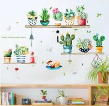 Removable wall stickers kitchen kids nursery room decor wall decal home flowers