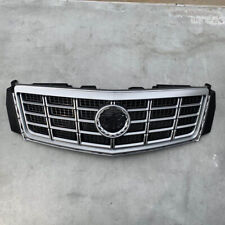 Front Bumper Upper Grille Grill Vent Grid For Cadillac XTS 2013-2016 2017 DN