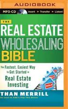 The Real Estate Wholesaling Bible by Than Merrill: New