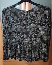 Umstandskleidung - hübsche Bluse,